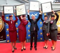 Qatar Airways zostały ponownie wybrane przez Skytrax Najlepszą Linią Lotniczą na Świecie