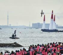 Trzeci wyścig Mistrzostw Świata Red Bull Air Race w ten weekend w Japonii