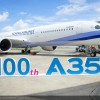 Airbus dostarcza setny samolot A350 XWB!