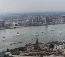 Czepiela i Chambliss zwyciężają w Red Bull Air Race w Rosji