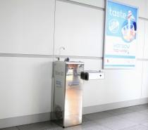 Lotnisko Chopina pierwszym lotniskiem w Polsce z bezpłatną wodą do picia!