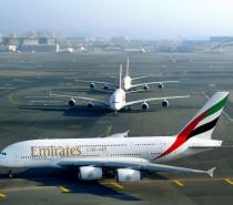 Emirates ogłasza promocje z okazji 100. Airbusa A380!