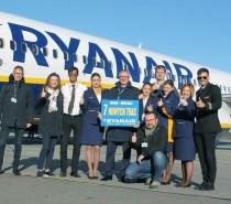 Ryanair otwiera bazę oraz uruchamia 7 nowych tras z Poznania!
