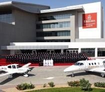 Oficjalna inauguracja Emirates Flight Training Academy!