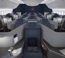 Lufthansa ujawnia pierwsze szczegóły dotyczące nowej Klasy Biznes!