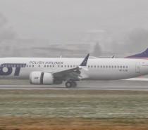 Drugi Boeing 737 MAX 8 dla LOTu już w Warszawie!