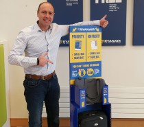 Nowa polityka bagażowa Ryanair już od 15 stycznia!