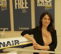 Chiara Ravara została szefową działu sprzedaży i marketingu w Ryanair