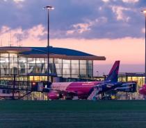 Zobacz jak wstaje dzień na lotnisku we Wrocławiu