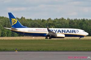 Modlin Ryanair