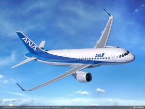 Airbus A320neo ANA