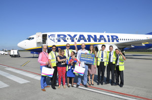 Modlin_Ryanair_1mln