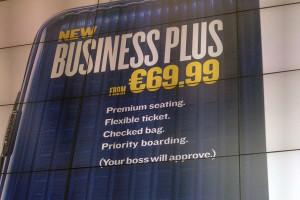 Ryanair Business Plus 2