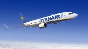 Ryanair 737-MAX 8 Artwork