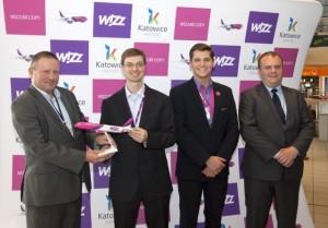 WIZ_Przedstawiciele Wizz Air i lotniska Katowice Airport(1)
