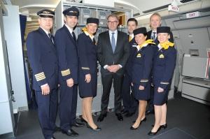 Lufthansa Robert Koch maszyna do misji humanitarnych (2)