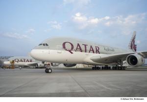 Qatar Airbus A380