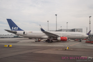 SAS Scandinavian Airlines CPH
