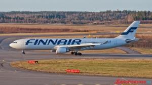 Finnair Airbus A330 Helsinki