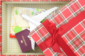 Traveling as gift