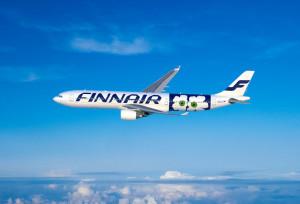 Finnair Airbus A330 Anniversary-Unikko2_sm