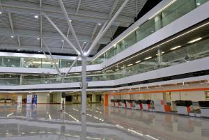 lotnisko chopina Terminal