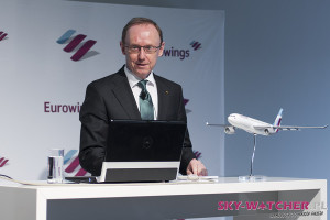 Karl Ulrich Garnadt Lufthansa Eurowings