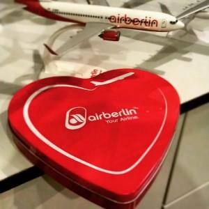 airberlin serce