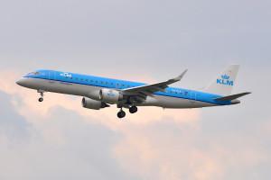 KLM Embraer