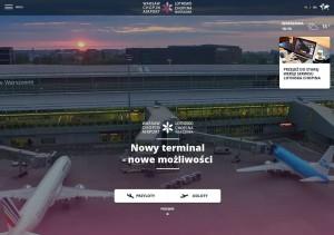 lotnisko chopina nowy terminal