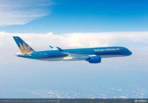 A350 XWB VIETNAM AIRLINES IN FLIGHT_01_
