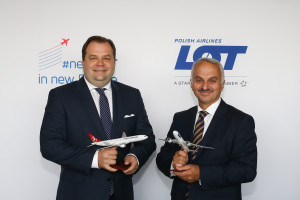 LOT Turkish Airlines 1