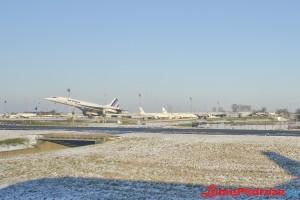 Paryż Air France Concorde