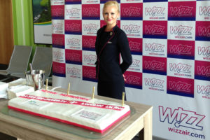 Wizz Air Olsztyn Mazury Londyn Luton