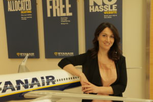 Chiara Ravara Ryanair